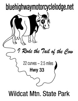 Tail Of The Cow